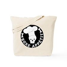 boneappetit8inch Tote Bag