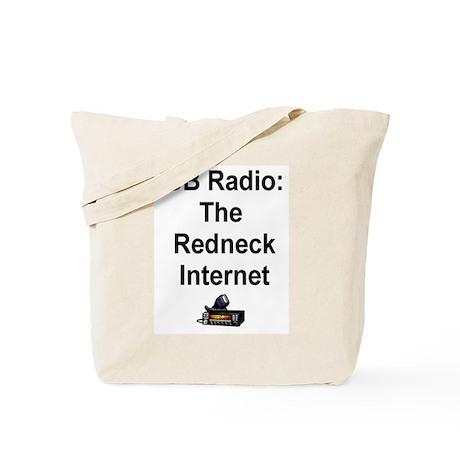 Redneck Internet Tote Bag