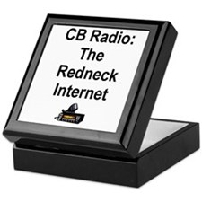 Redneck Internet Keepsake Box