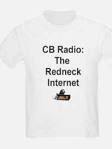 Redneck Internet Kids T-Shirt