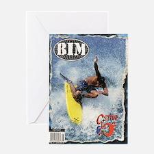 bim-cover-art-03 Greeting Card