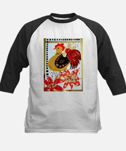 Red Rooster Baseball Jersey
