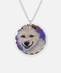Terrier Mix Charlie Necklace