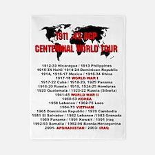 World Tour 3 Twin Duvet