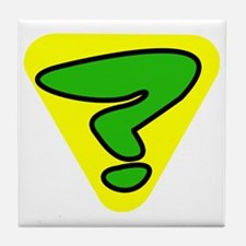 SuperSleuth Tile Coaster