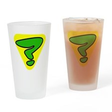 SuperSleuth Drinking Glass