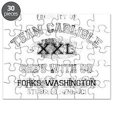 team carlisle dark Puzzle
