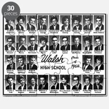 WALSH64 Class-Mousepad Puzzle