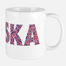 Alaska totemic Mug