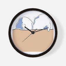 totesback Wall Clock