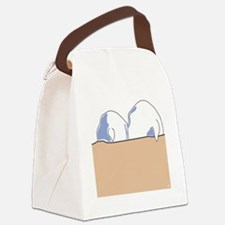 totesback Canvas Lunch Bag