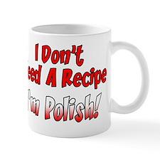Im Polish Apron Mug