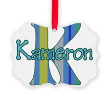 Kameron Ornament