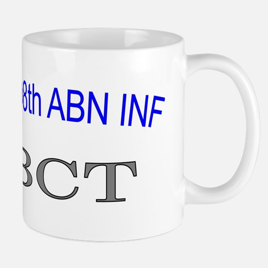 2nd Bn 508th ABN Cap2 Mug