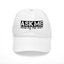 askme3 Baseball Cap