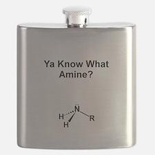 Ya Know What Amine? Flask