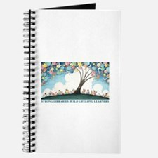 Frazees Magical Reading Tree Journal