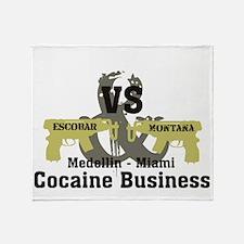 Escobar VS Montana Throw Blanket