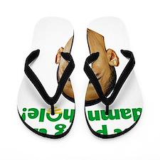 obama_oil Flip Flops