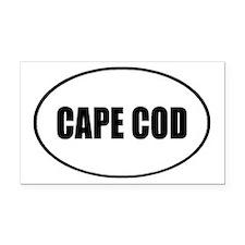 cape-cod-sticker-v Rectangle Car Magnet