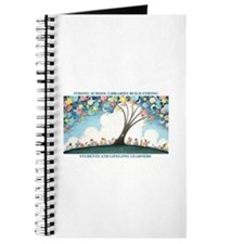 Magical Reading Tree Journal
