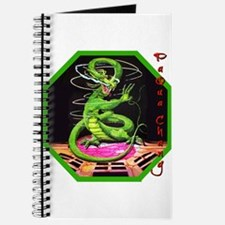 Pa Qua Chang Warrior Dragon Journal