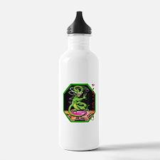Pa Qua Chang Warrior Dragon Water Bottle