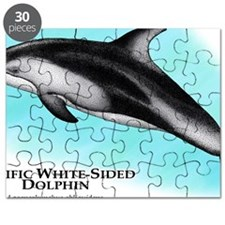 Pacific White-Sided Dolphin Puzzle