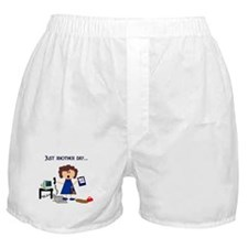 The Scheduler Boxer Shorts