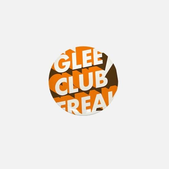 Glee-Club-Freak Mini Button