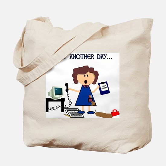 The Scheduler Tote Bag