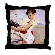 apron1 Throw Pillow