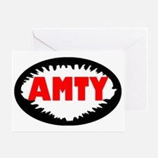 Amity Greeting Card