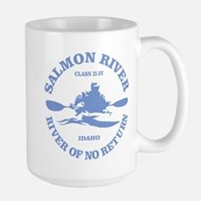 Salmon River (kayak) Mugs