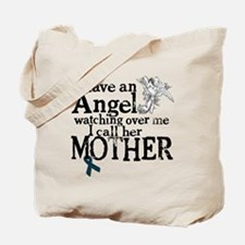mother angel Tote Bag