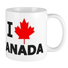 I leaf canada-1 Mug