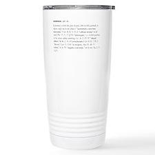 minutatim_transp_PNG Travel Mug