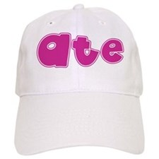 Ate Baseball Cap