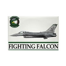 fighting_falcon_f16_555_fs Rectangle Magnet