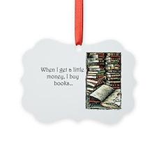 2-books2 Ornament