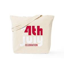 4thjulyshirtdarknodate Tote Bag