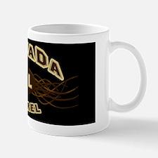Dan DaDa Collegiate 5x10BLK Mug