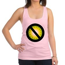 NO BP CIRCLE Racerback Tank Top