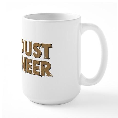 SAWDUST 1 Large Mug