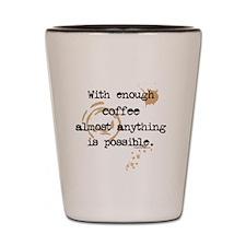 coffeepossibilities Shot Glass