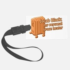 Space Heater Luggage Tag