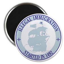 immigration1 Magnet
