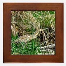 11x11_pillow Framed Tile