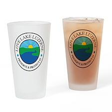 LLA-merch-test-one-10x10_apparel Drinking Glass