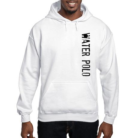 Water Polo Stamp Hooded Sweatshirt